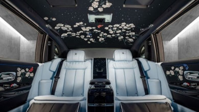 Photo of Rolls-Royce s'inspire de sa roseraie pour personnaliser l'habitacle d'une Phantom