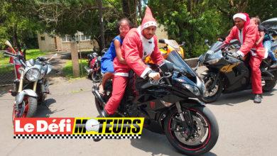 Photo of Vacoas : Des Pères Noël à moto ont redonné le sourire à des enfants malades