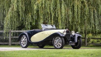 """Photo of France : 7 rares Bugatti à l'affiche de la vente """"Les grandes marques du monde"""""""