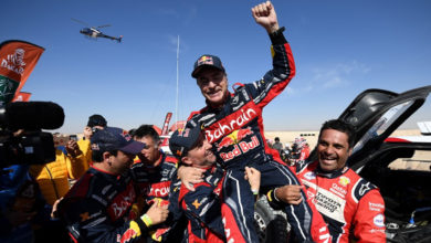 Photo of L'Espagnol Carlos Sainz remporte son troisième Dakar