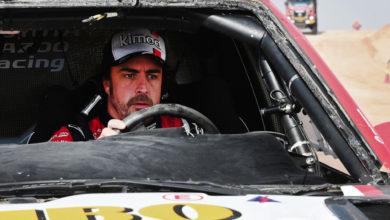 """Photo of Fernando Alonso """"très fier"""" de son premier Dakar"""