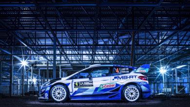 Photo of WRC : Une nouvelle livrée pour M-Sport en 2020