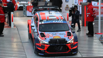 Photo of WRC : Tänak regarde vers la Suède après sa spectaculaire cabriole au Monte-Carlo