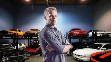 Photo of La collection de voitures de Paul Walker mise aux enchères