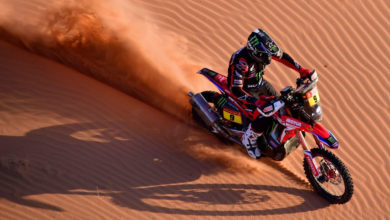 Photo of Ricky Brabec remporte le Dakar en moto