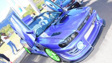 Photo of Shailand Jugessur voue une passion sans borne pour sa Subaru Impreza