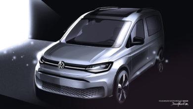 Photo of Volkswagen détaille son nouveau monospace Caddy