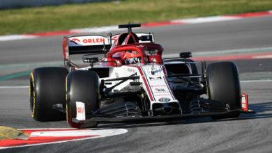 Photo of F1: Kubica (Alfa Romeo) meilleur temps de la 4e journée des essais hivernaux