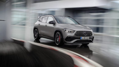 Photo of Mercedes dévoile la seconde génération de son SUV GLA 45 AMG