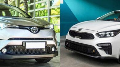 Photo of Ventes de véhicules neufs : Toyota et Kia prennent les rênes