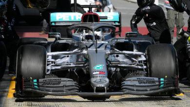 Photo of F1: Mercedes domine la 1re semaine des essais sur la piste et psychologiquement